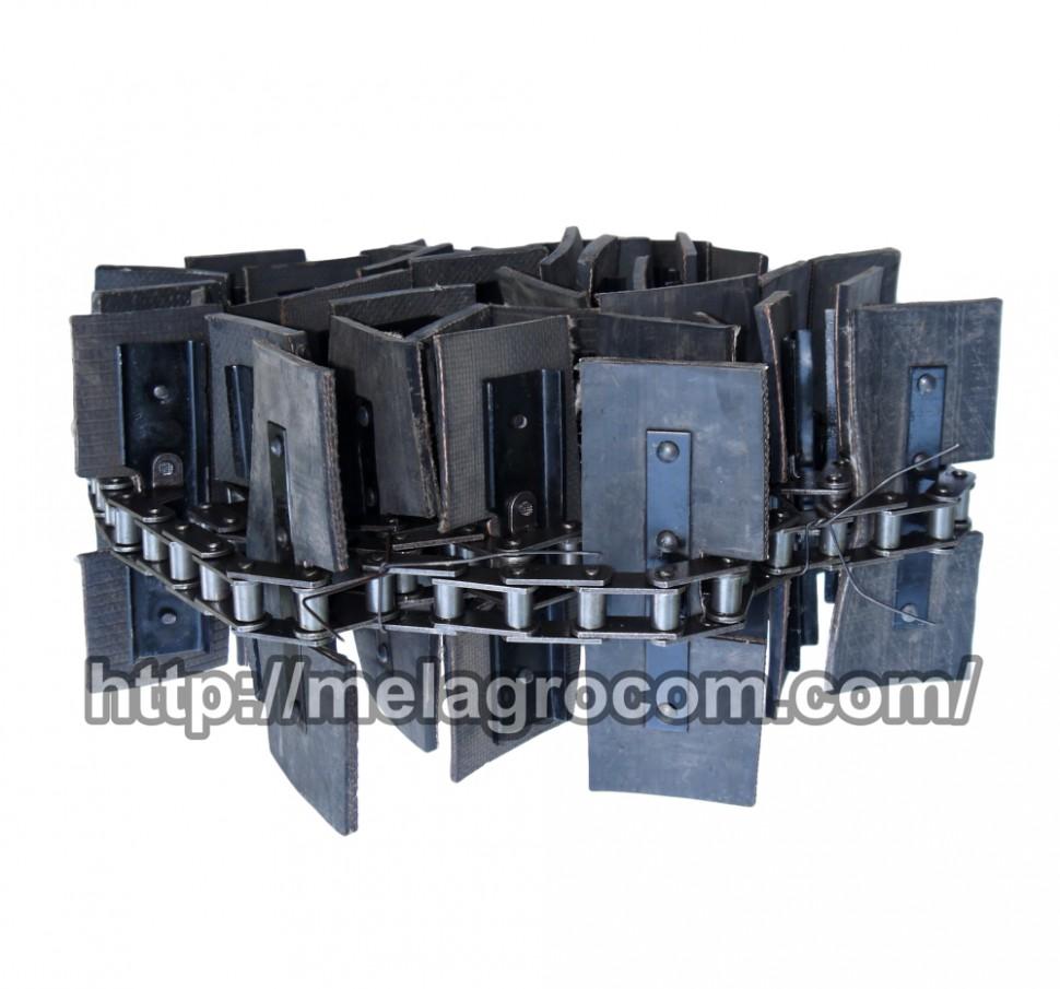 Цепь транспортера со скребками зм 60 рольганги у цеху