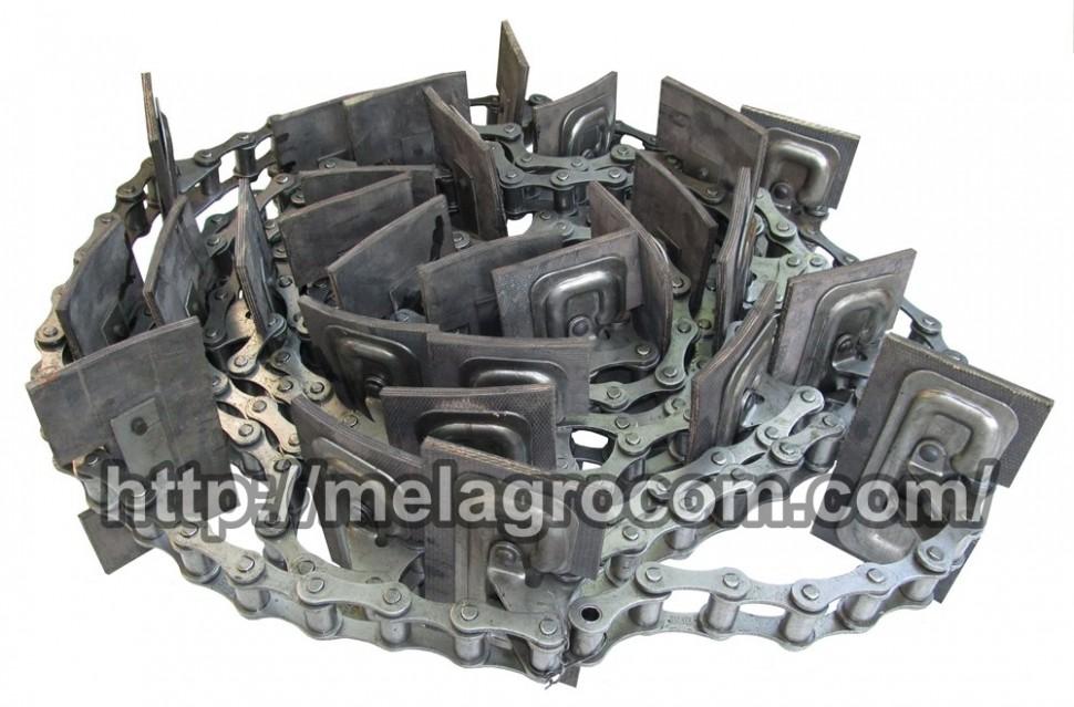 Загрузочный транспортер овс 25 привод конвейера цепного